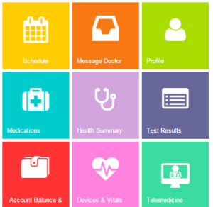 Patient portal AIE Medical